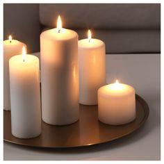 BELEVAD βάση για κερί - IKEA 36 cm 9.99