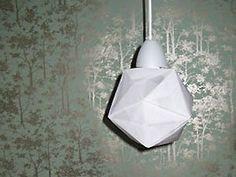 Papier-Highlight: Origami-Lampen zum Selbermachen - BRIGITTE