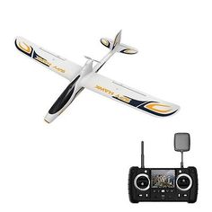 ﹩319.00. Hubsan H301S SPY HAWK 5.8G FPV 4CH RC Airplane RTF With GPS Module White RC Plan    Type - H301S, Fuel Source - Electric, State of Assembly - Ready-to-Go, Scale - n/a, Gender - Boys  Girls, Year - 2017, Aircraft Type - Airplane, Product - Airplane Fuel Type - Electric, Required Assembly - Ready to Go/RTR/RTF (All included), Material - Foam, Color - White, UPC - 840250103539