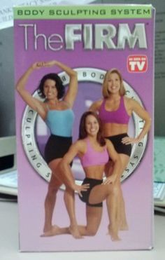 The Firm Body Sculpting System 3 Pack VHS 2002 767712022101   eBay