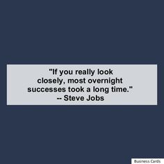 Business Cards that are Amazing # Cool Business Cards, Custom Business Cards, Steve Jobs, You Really, Success, Create, Amazing