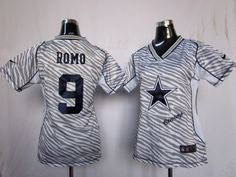 Dallas Cowboys Charles Brown WOMEN Jerseys