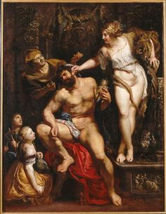 Rubens; Louvre Museum.