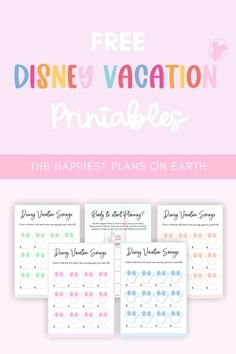 Save for your next Disney Vacation with this FREE Disney World Planning Printable Vacation Savings Tracker. There are four fun different template designs that will make saving for your next Disney trip even more magical! You will receive this freebie and many more when you subscribe to The Happiest Plans on Earth Mailing List! 📝#disneyfreebie #disneyprintable #disneyworld #disneyland #waltdisneyworld #disneyplanning #disneysaving #disneytips #disneytricks #disneyparks #disneyvacation Disney Tips, Disney Love, Disney Planner, Vacation Savings, Disney Printables, Disney World Planning, Disney Cruise Line, Disney Vacations, Printable Planner