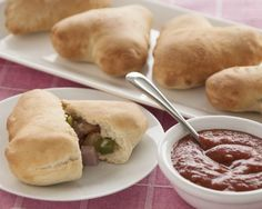 These fun Heart Shaped Calzones are the perfect dinner for that special someone in your life.