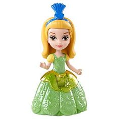 Disney Sofia the First Amber Doll & Peacock 1