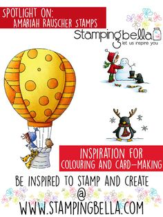 Spotlight On Amariah Rauscher at Stamping Bella. Click through for inspiration!