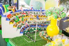 Festa Infantil | Copa do Mundo | Vestida de Mãe | Fernanda Floret | Blog sobre Bebês e Mamães