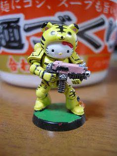 Kick Ass Hello Kitty