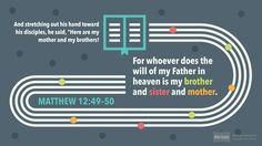 Matthew 12:46-50