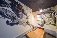 Check out this awesome listing on Airbnb: Huge Art House in Downtown Kyoto in Kyōto-shi - Get $25 credit with Airbnb if you sign up with this link http://www.airbnb.com/c/groberts22