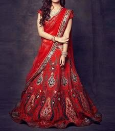 Looking to Buy Lehenga Online: Buy Indian lehenga choli online for brides at best price from Andaaz Fashion. Choose from a wide range of latest lehenga choli designs. Bollywood Sarees Online, Bollywood Lehenga, Red Lehenga, Bridal Lehenga Choli, Indian Lehenga, Lehenga Choli Online, Bollywood Fashion, Anarkali, Bollywood Style