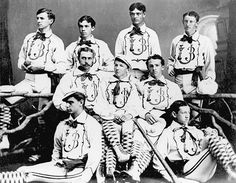 Baseball started in 1839 so it has been around for awhile. There are now teams that play in leagues and a lot of people go to watch them play.