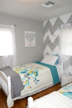kids guest bedroom