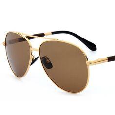 781a5ef4de0e Tendance lunettes : 2017 Men Sunglasses luxury Brand Designer Polarized  UV400 Sun Glasses Classic De Les
