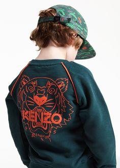 Shop Kenzo AW16 at Childrensalon.com