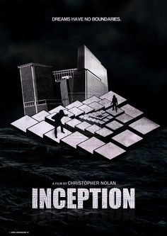 Inception poster by xNoFairytales.deviantart.com