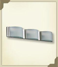 QuorumLightingExperts | Three Light Wall Mount