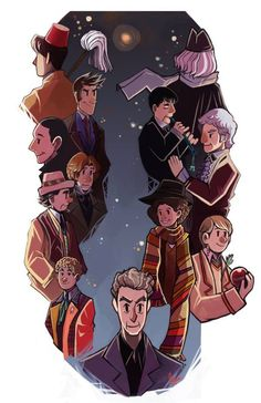http://tiki-machine-art-shows.tumblr.com/post/72683149962/all-twelve-doctors-by-jackie-williams