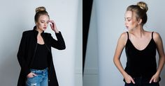Mada Boutique: Black to Basics Fall Collection Fall Collections, Online Boutiques, All Black, Custom Design, Camisole Top, Tank Tops, Womens Fashion, Shopping, Halter Tops
