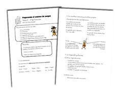 RECURSOS PRIMARIA   Resumen para preparar examen de Lengua de 2º: nombres comunes y propios, signos de puntuación, sinónimos... ~ La Eduteca