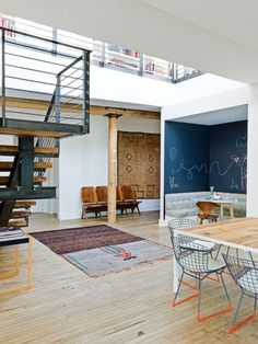 House Tour A Large New York Loft Receives Cosy Touch By Two Top Designers Recruitment AgenciesWarehouse
