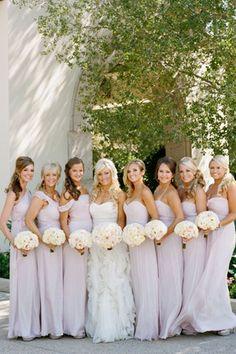 purple mauve bridesmaid dress brides of adelaide magazine