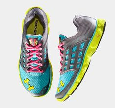 Women's UA Micro G Connect Running Shoes   1236543   Under Armour CA