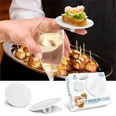 Fingerfood plate