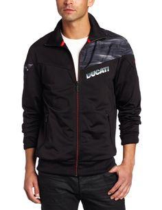 Amazon.com: Puma Apparel Men's Ducati Track Jacket: Clothing