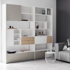 WELCOME TO COPENHAGEN We are super proud of our brand new #wallsystem, #Copenhagen #BoConcept #Copenhagenwallsystem #storagesolution #bookcase