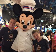 The top 5 Character Dining Experiences at Walt Disney World -- MUST READ!!!