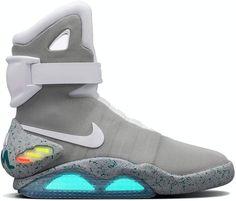 Nike launcht neuen Sneaker im Stil von Zurück in die Zukunft