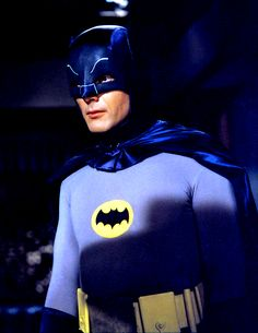 Batman(1960s TV series) - loved watching this show- it was on two nights in a row. Now I can see it on METV