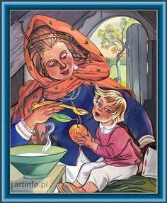 matka karmiąca dziecko