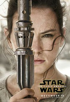 Rey The Force Awakens