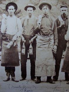 1900's LEVI'S WORKWEAR