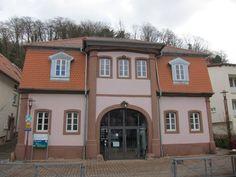 Amtshaus Landstuhl (Alte Rentei, Amtshaus Sickingen-Sickingen) in Landstuhl