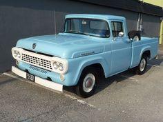 Sell used 1958 F100 Short Box NICE!!!! in Norfolk, Virginia ...