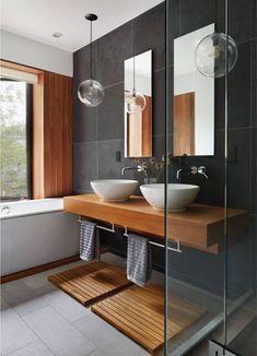 Contemporary Bathroom — Sample Dipt