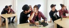 Chanyong and Changbum for 100% news