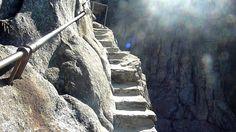 Overlook of Upper Yosemite Falls