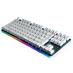 #GANSS Rainbow RGB Backlit Wired Mechanical Gaming #Keyboard,#Ganss G.S 87 PRO [Cherry MX—RED Switch]