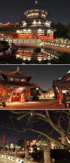 China Pavilion Epcot