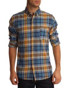 Selected Harry Blue Shirt