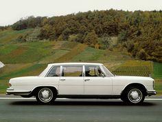 1964–81 Mercedes-Benz 600 (W100)
