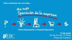 4ta. Expo Operación de la Empresa #CampusReforma