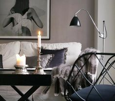 Inredningstips Archives - Page 2 of 53 Dining Table, Table Lamp, Scandinavian Style, Home Collections, Feng Shui, Living Room, Interior Design, Inspiration, Furniture