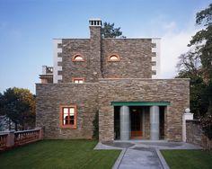 Villa Alessi, Lago Maggiore Italy   Aldo Rossi   PALLADIUM : Barbara Burg + Oliver Schuh