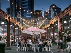 Summer Night Market at Queen Victoria Market Melbourne Shopping, Melbourne Markets, Melbourne Food, Melbourne Area, Melbourne Attractions, Melbourne Victoria, Victoria Australia, Melbourne Australia, Australia Travel